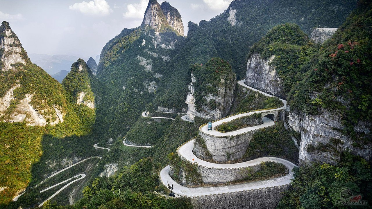 Фото опасных горных перевалов