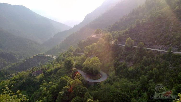Самый опасный горный перевал в Центральной Европе - Коль де Турини