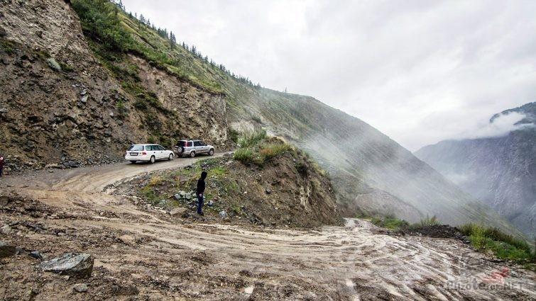 Серпантин горного перевала Кату-Ярык
