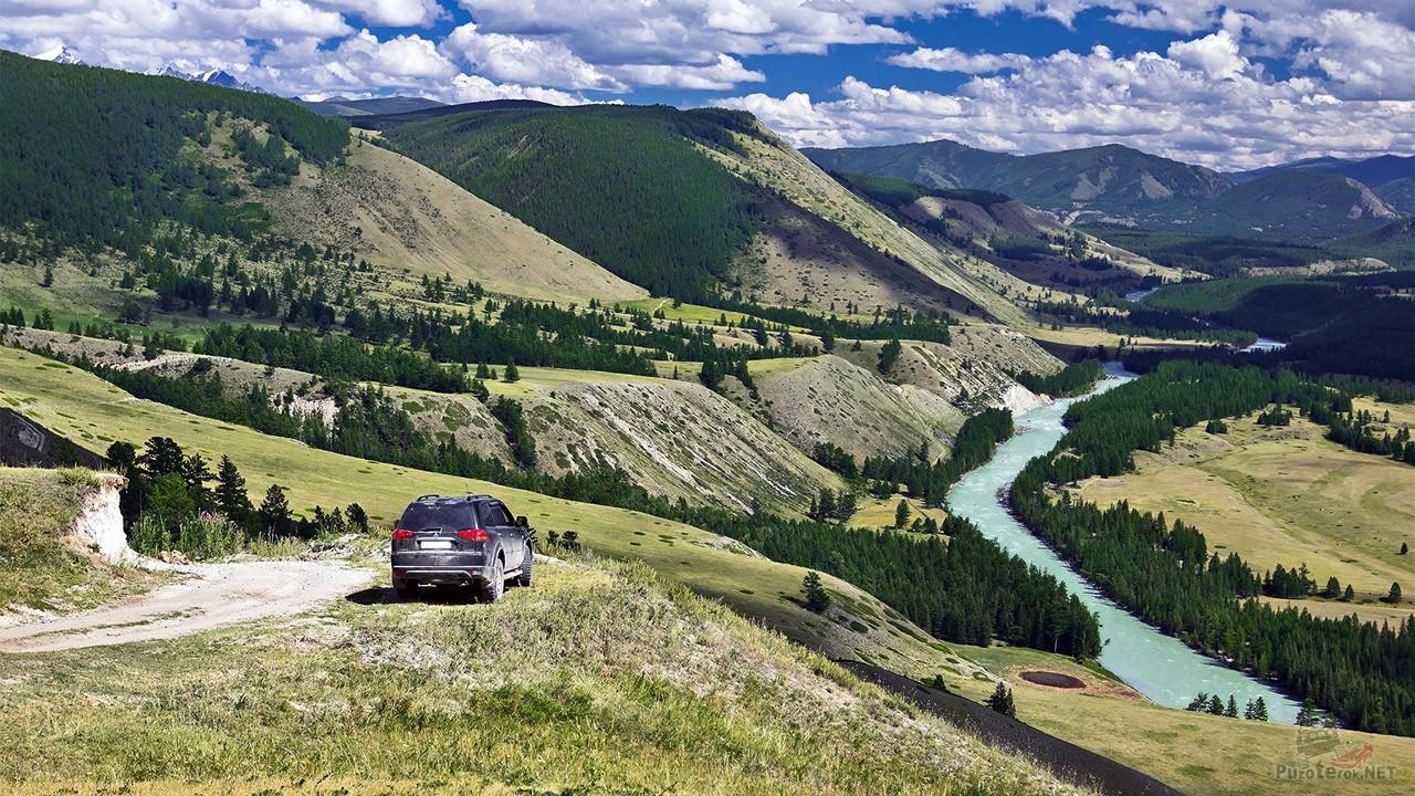 Красивые горные перевалы в России (60 фото)