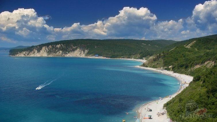 Бухта Инал, черноморское побережье