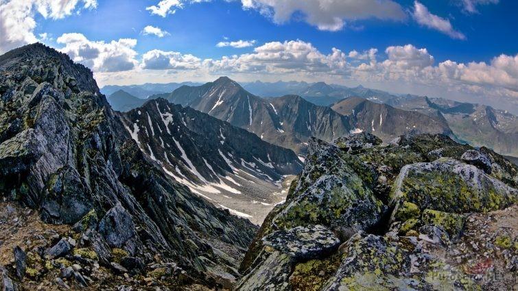 Горы Северного Урала