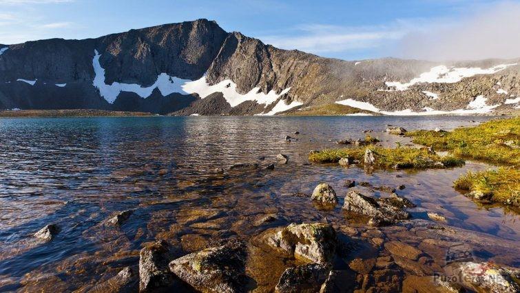 Озеро Бублик в национальном парке Югыд-Ва