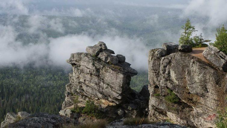 Полюдов камень в пермском крае