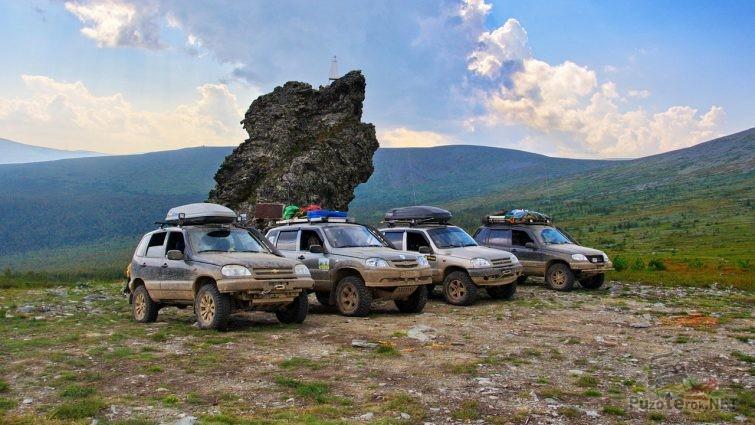 Шнивы на Перевале Дятлова
