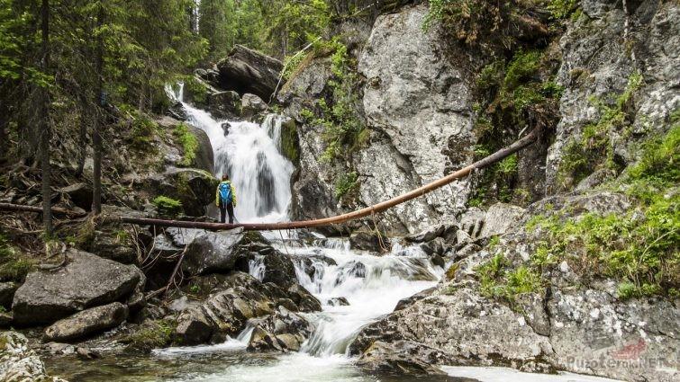 Жигаланские водопады, пермский край