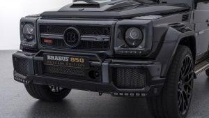 Мерседес g63 AMG 2018 Брабус 850