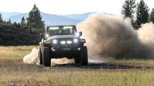 Nacho Jeep - самый навороченый тюнинг Джипа