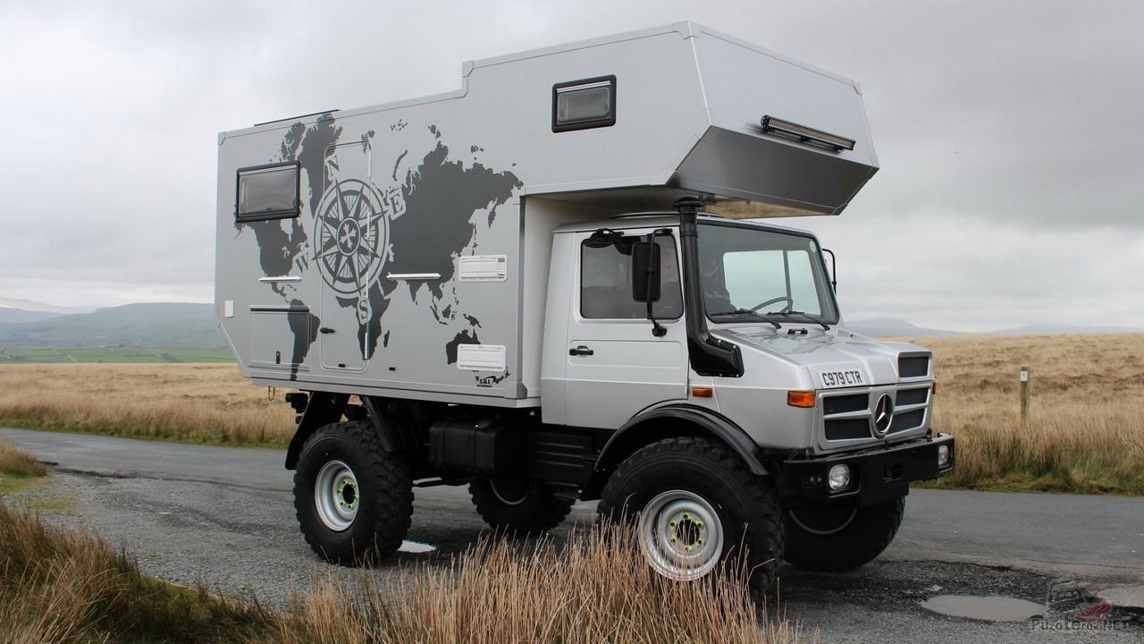 фото грузовики дома на колесах фото объект культурного