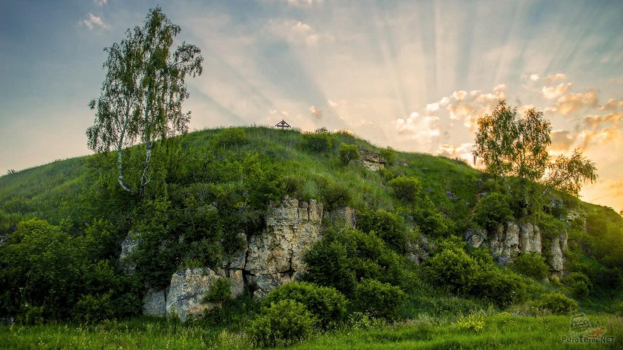 Урочище Каменная Гора