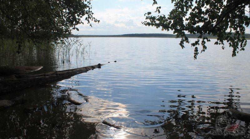 Озеро Чусовское в Пермском крае