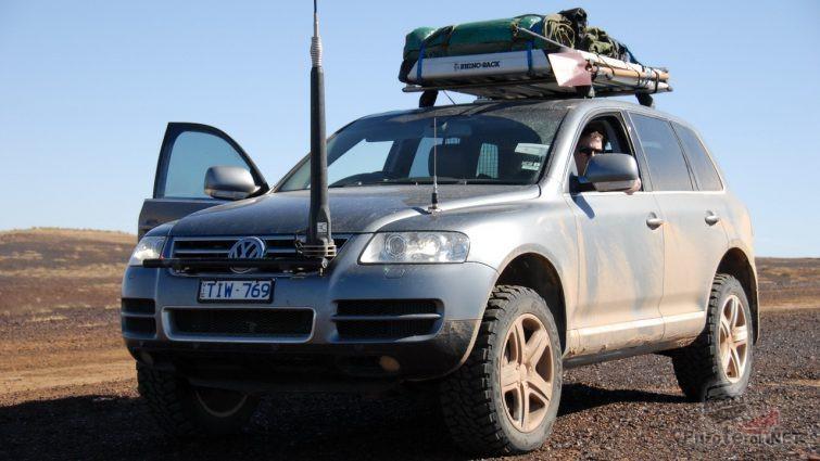 Путешествие на экспедиционном Туареге