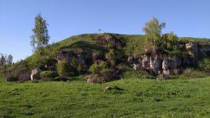 Урочище Каменная гора в Тульской области