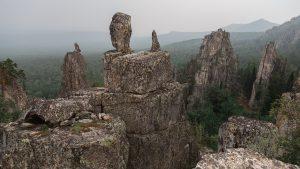 Вершины Инзерских Зубчаток