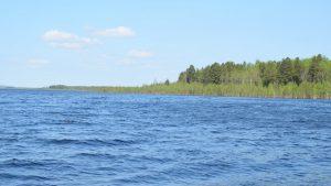 Воды Ядерного озера