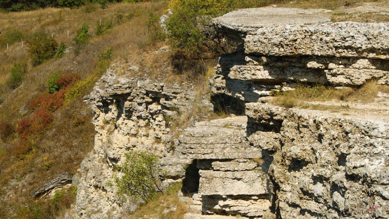 Волгольские скалы