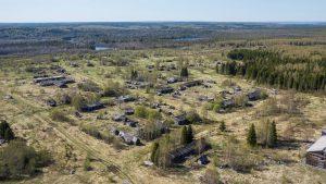 Заброшенный посёлок Чусовской