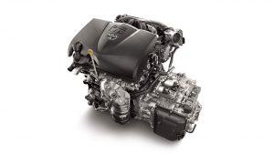Двигатель нового Хайлендера