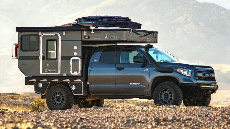 Кемпер на Toyota Tundra