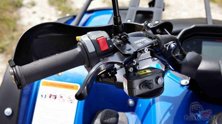 Рулевое управление Stels Leopard