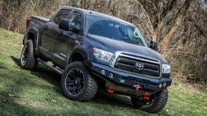 Тюнинг Toyota Tundra для умеренного бездорожья