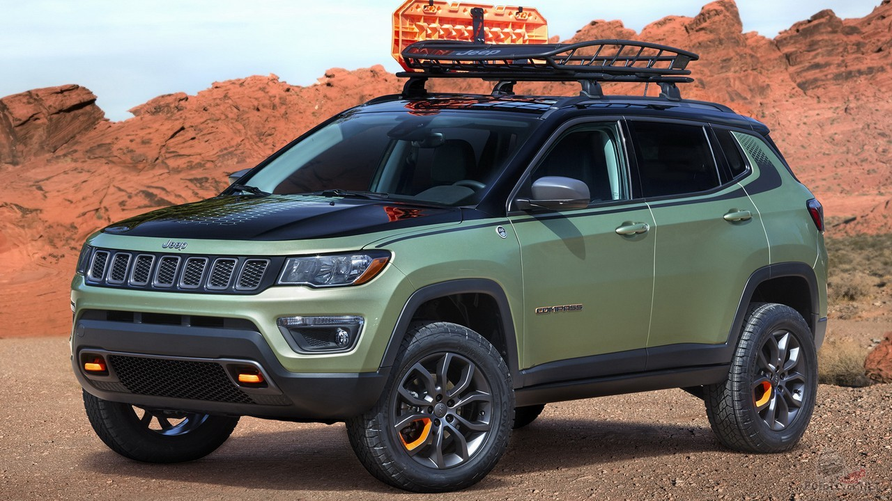 Jeep Trailpass концепт
