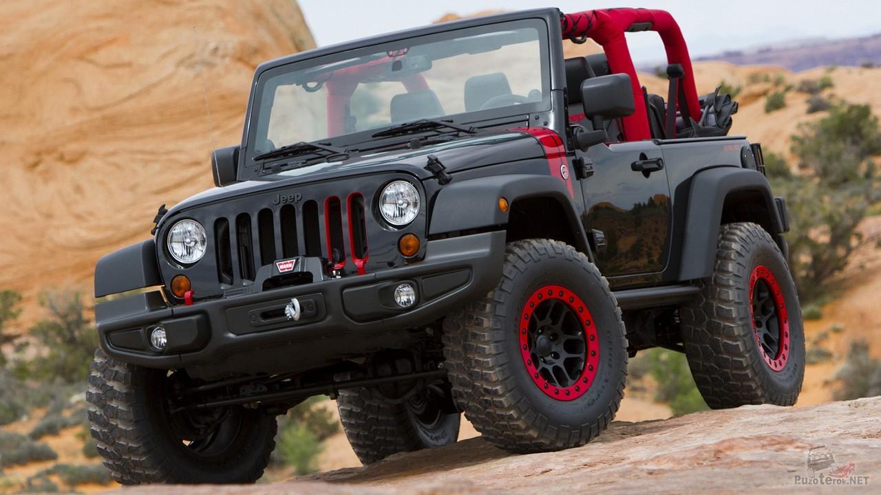 Jeep (48 фото)