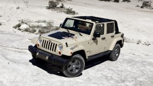 Jeep Wrangler Unlimited Mojave