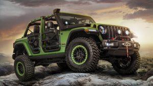 Jeep Wrangler Unlimited Rubicon Moparized