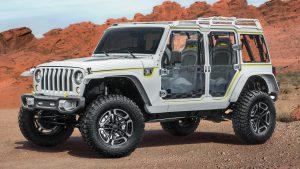 Концепт Jeep Safari