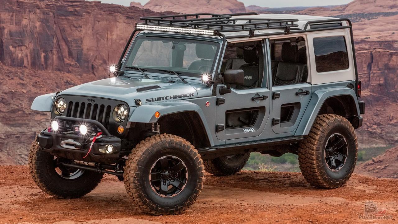 Концепт Jeep Switchback