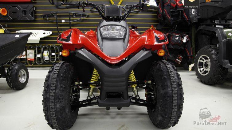 Квадроцикл atv 100 pc в магазине