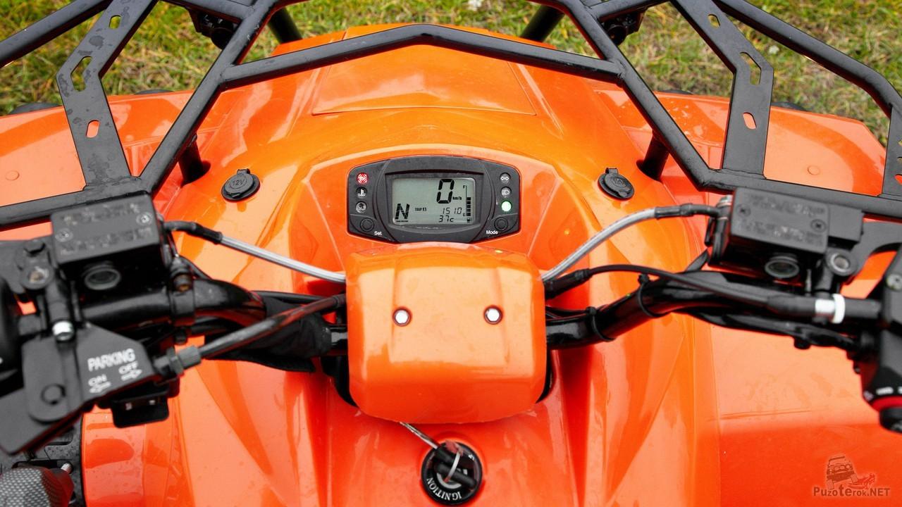 Приборная панель квадроцикла Stels ATV 800D