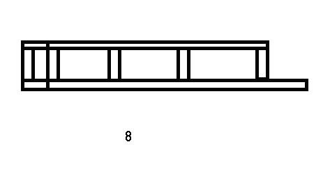 Схема сборки багажника