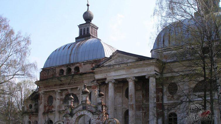 Церковь усадьбы Чернышовых