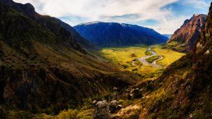 Уникальная природа Алтая