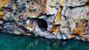Выход подземной орты