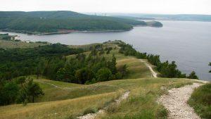 Жигулёвские горы Самарской области