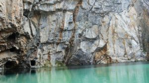 Законсервированный рудник в Хакасии
