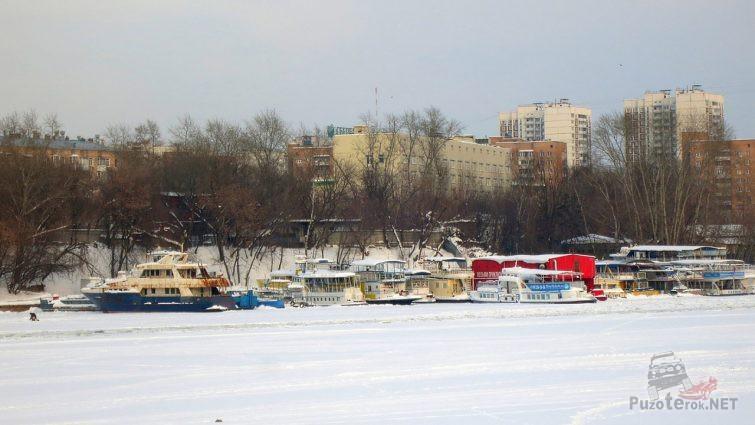 Зима на Кладбище кораблей