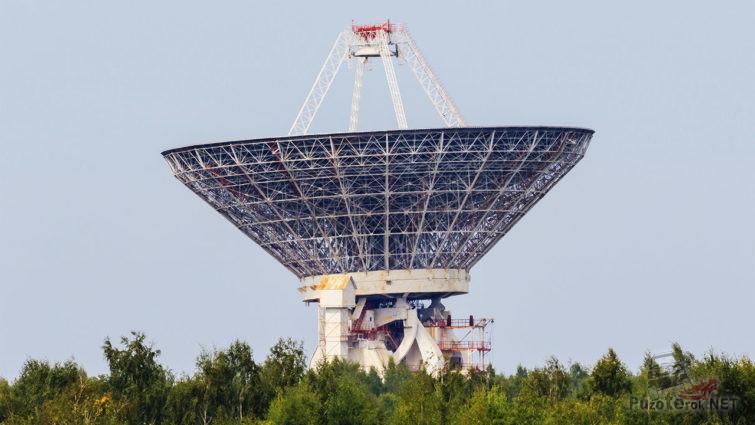 Гигантский радиотелескоп ТНА-1500