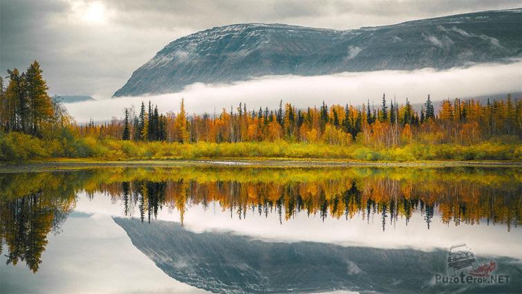 Осень на плато Путорана