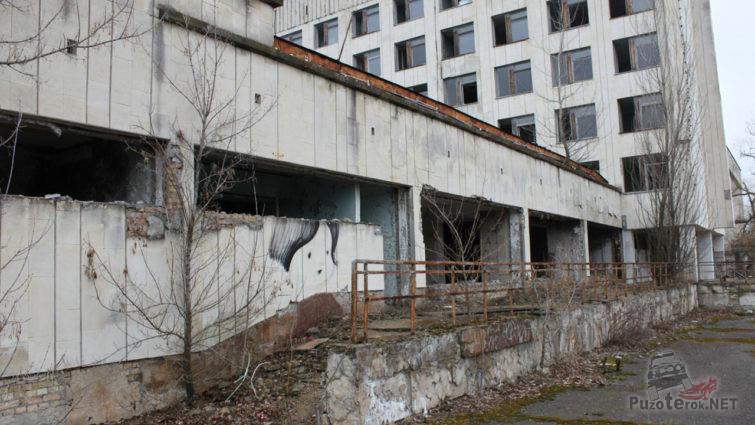 Руины завода Юпитер