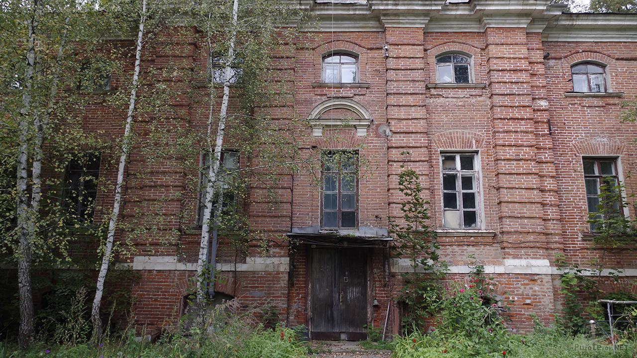 Западный дом для прислуги
