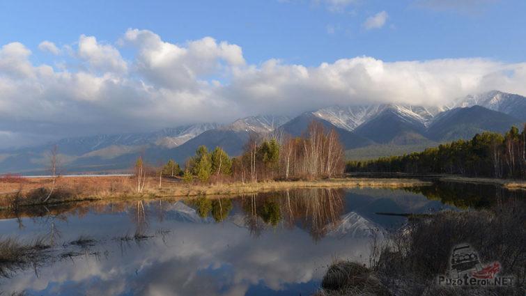 Осень в Баргузинском заливе