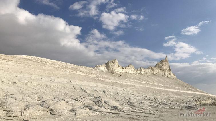 Останцы - изолированный горный массив