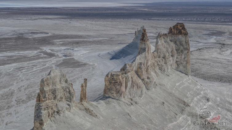 Полуостров Мангыстау - Мангышлак