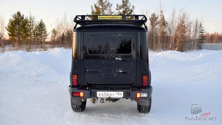 Сайт производителя экспедиционных багажников