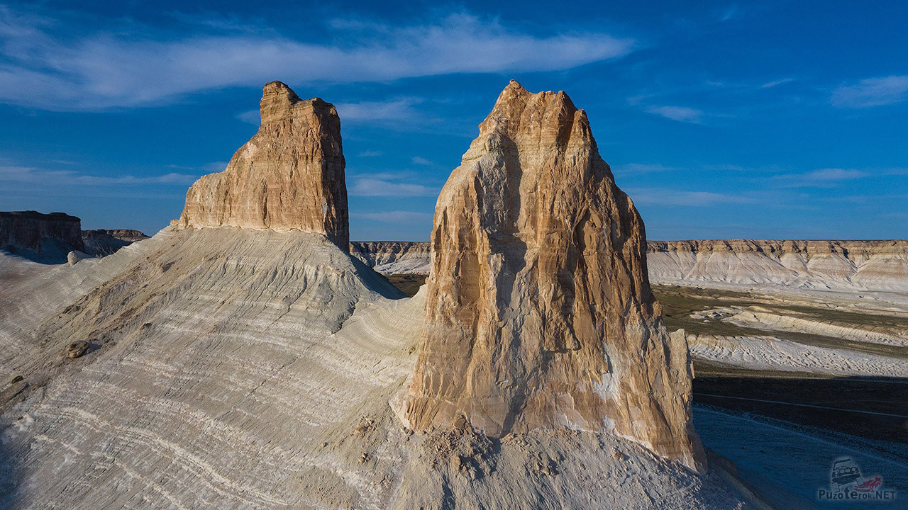 Скалы времён неолита