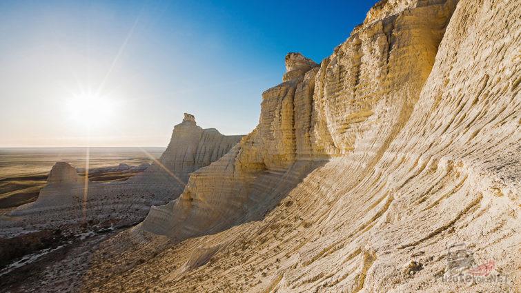 Внеземная экзотика Казахстана